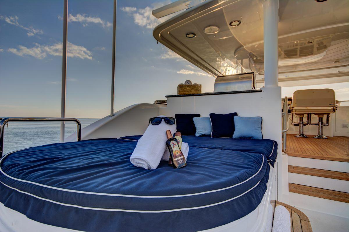 motor yacht MY MAGGIE