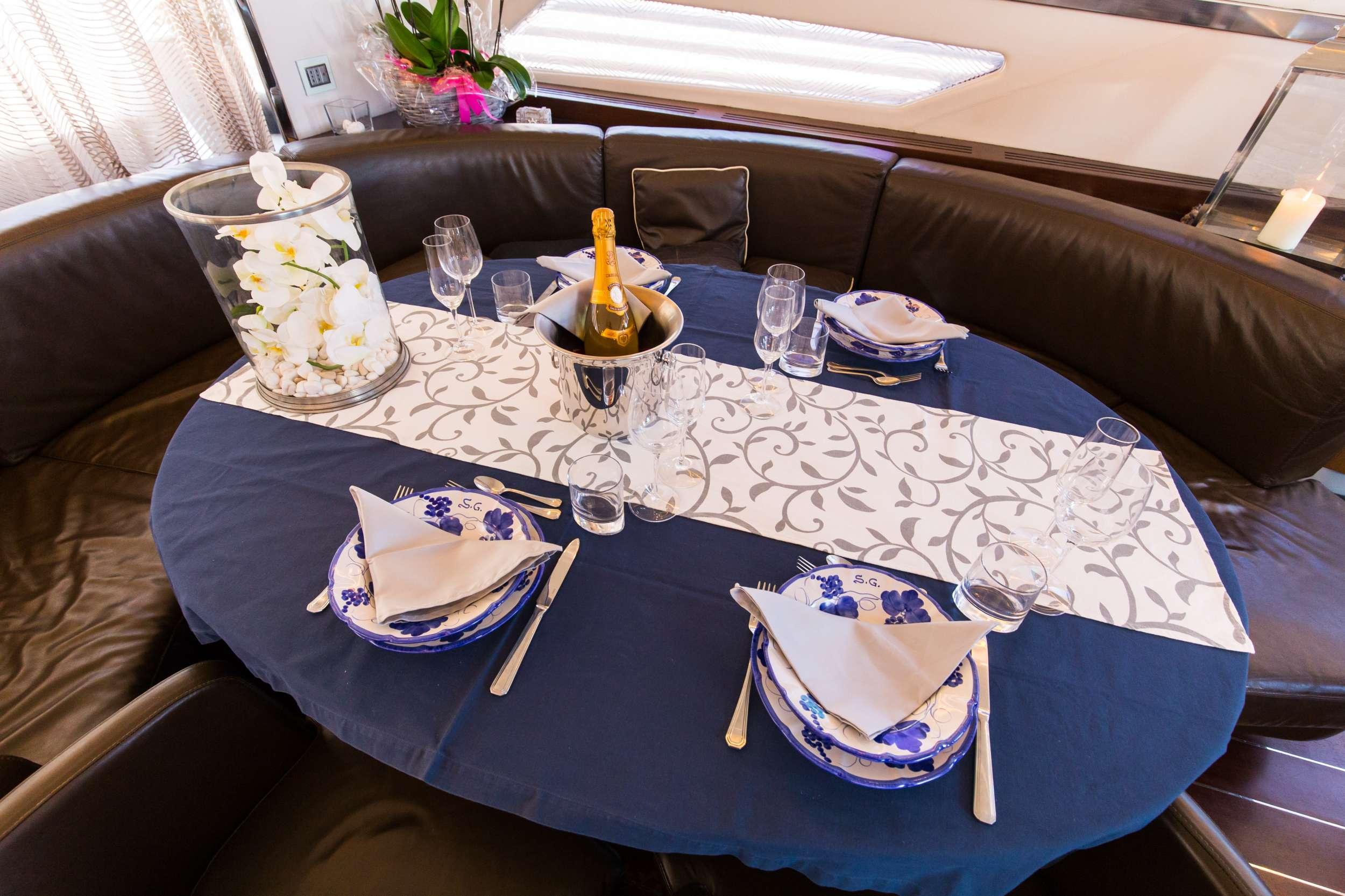 Main Salon Formal dining Table