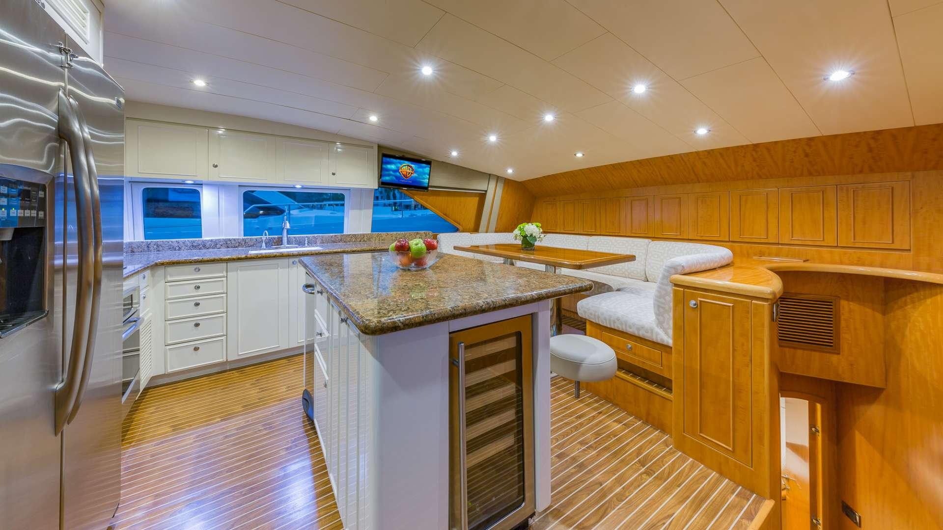 motor yacht INEVITABLE
