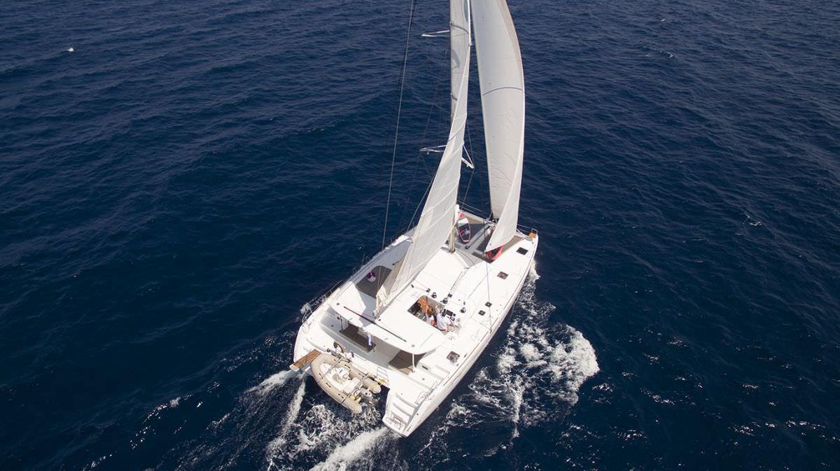 Catamaran Charter Daniela Ii