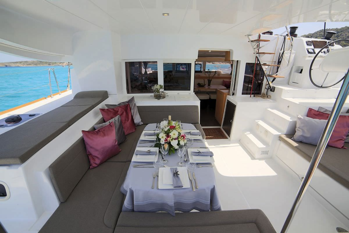 Yacht charter Daniela Ii