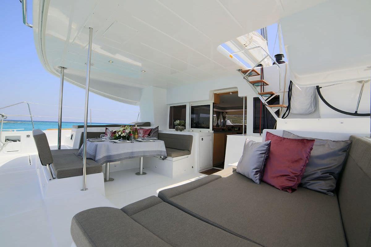 Catamaran Daniela Ii