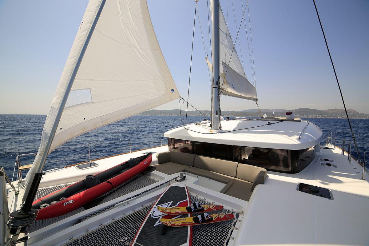 Sailing Yacht Daniela Ii