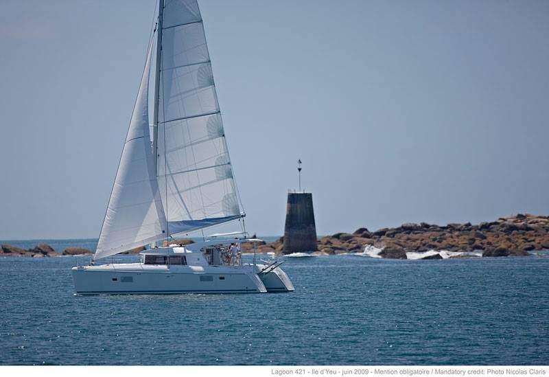 Catamaran Charter Paluko