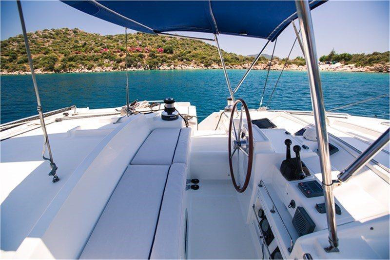 Sailing Yacht Adonis
