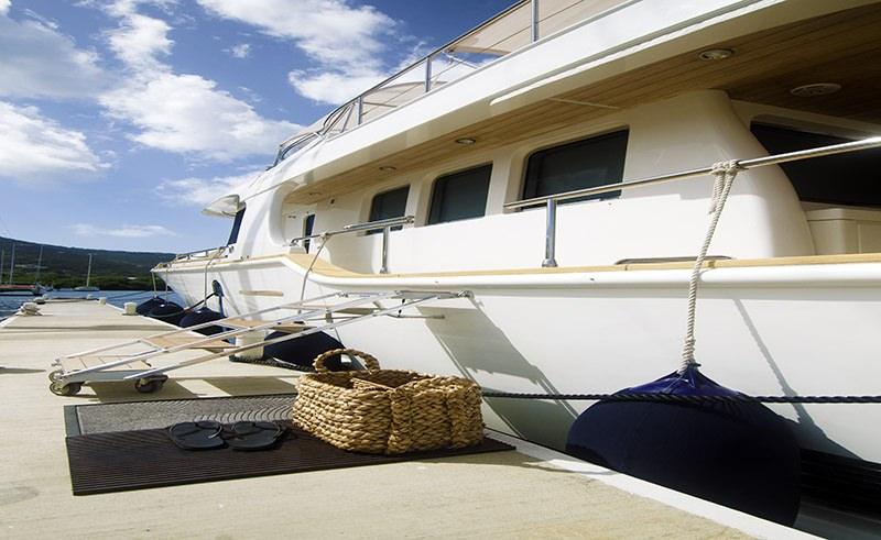 TIMELESS yacht image # 14