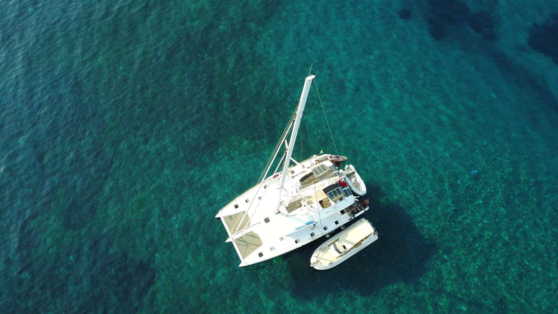 Sailing Yacht Kaskazi Four