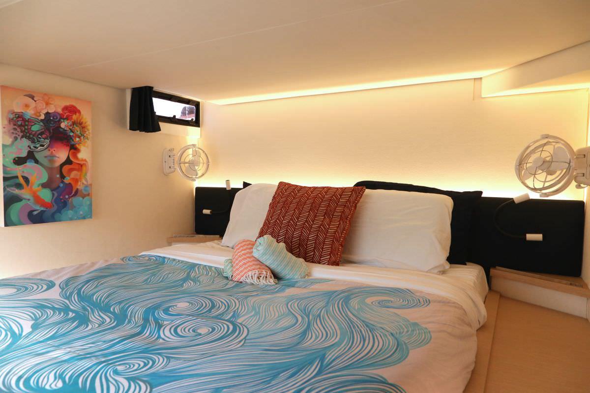 Port forward guest cabin