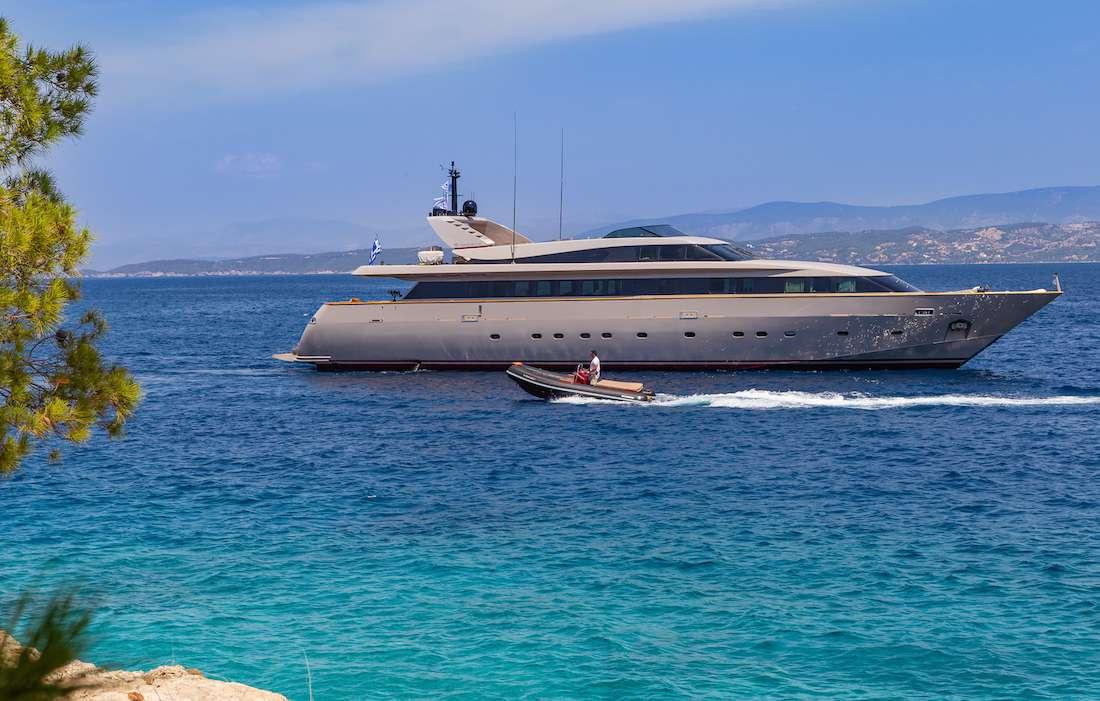 motor yacht DALOLI