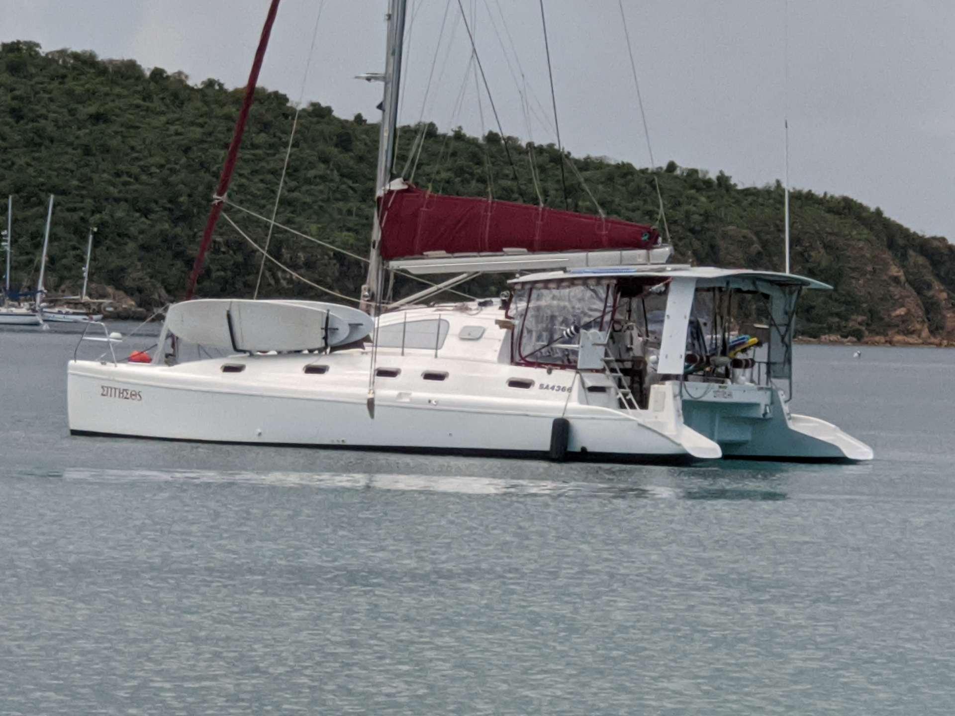 ENTHEOS yacht image # 14