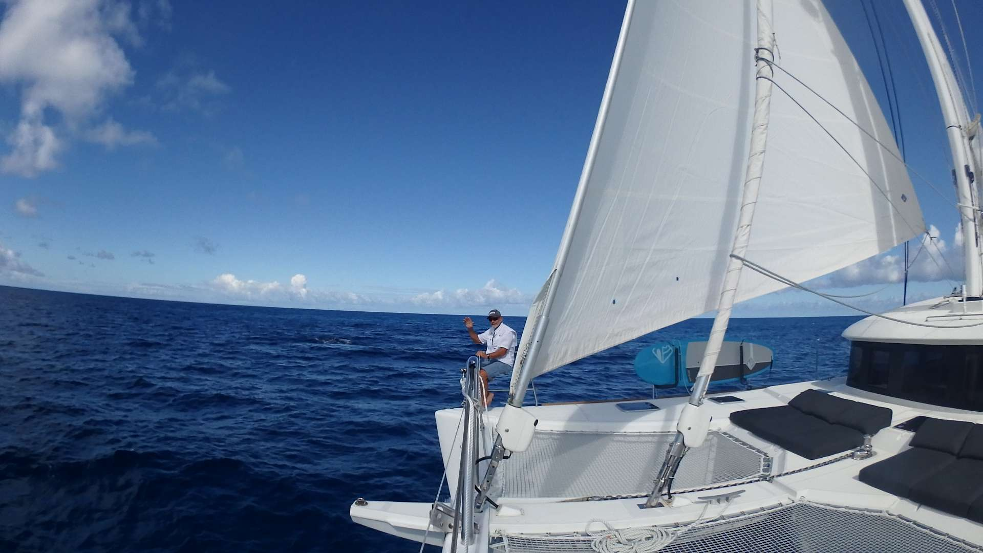 Catamaran Charter Eclipse