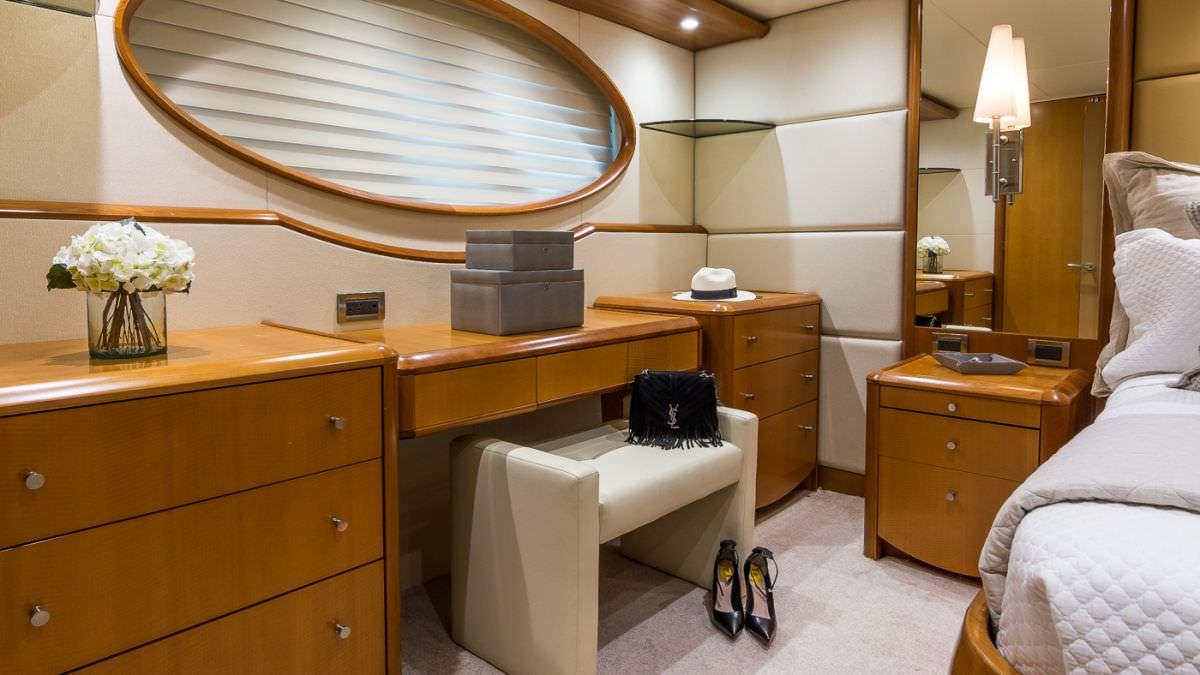 motor yacht LIVING THE DREAM