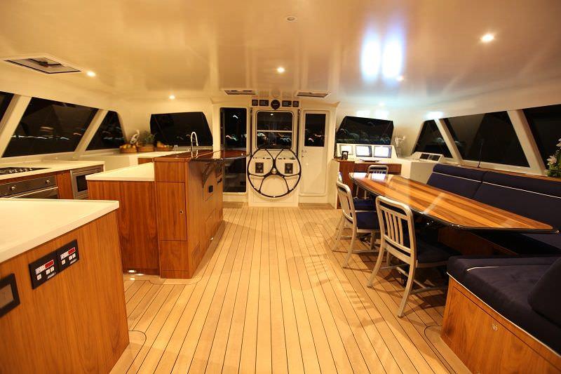 SLIM yacht image # 1