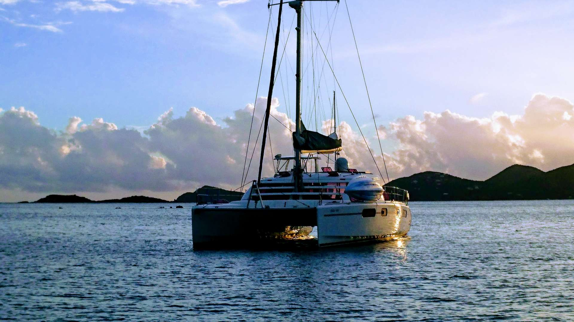 S/Y Island Time