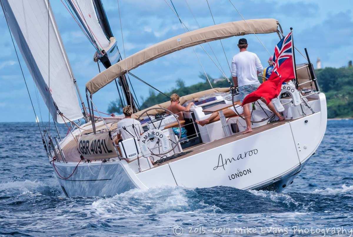 AMAROO yacht image # 11