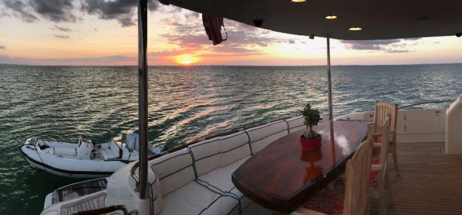 motor yacht LA BALSITA