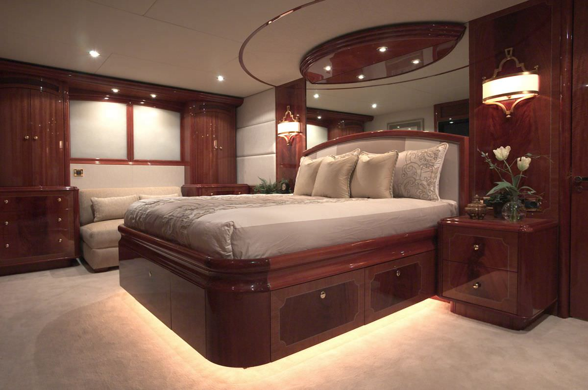Master Stateroom Port  View