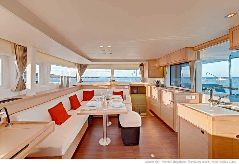 Catamaran Charter Opera Prima