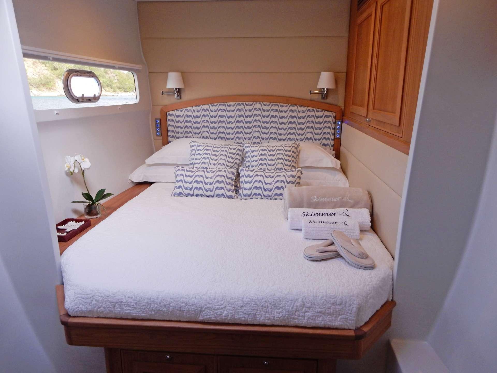 Starboard Midship Cabin 10 Pax