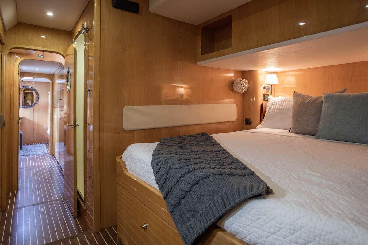 Catamaran Charter Anastasia