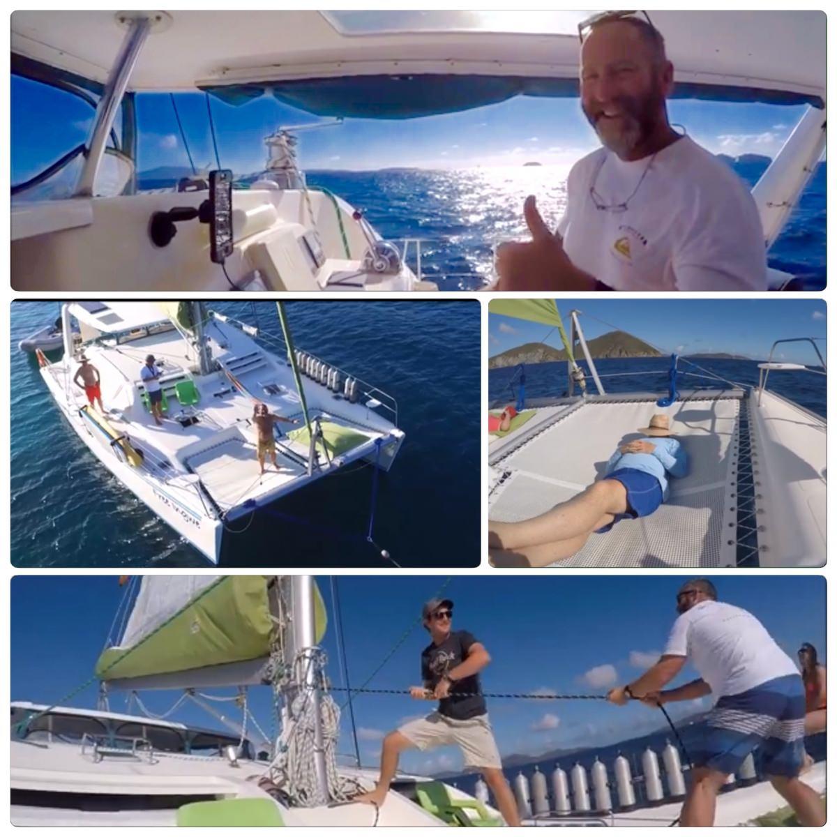 Catamaran Charter Free Ingwe