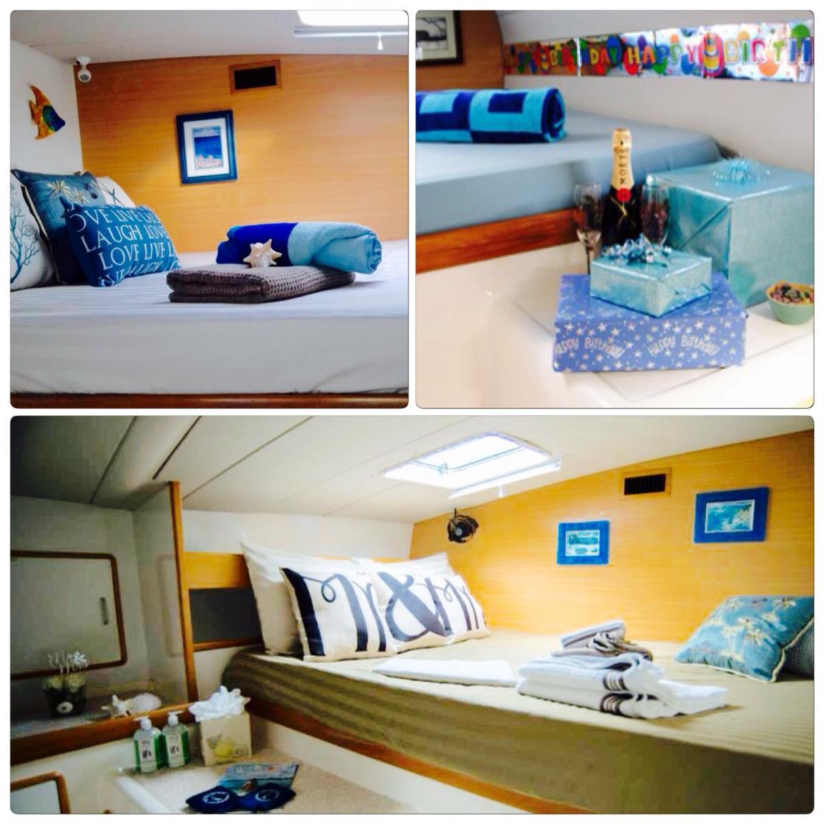 Guest Queen Cabin 2