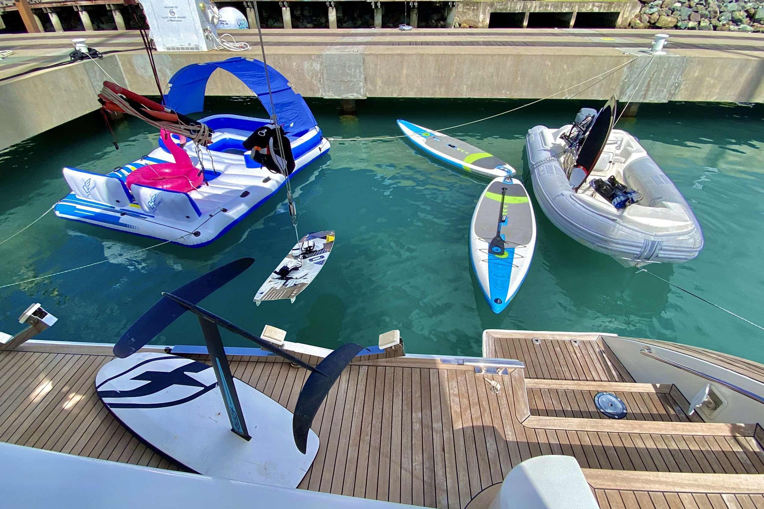 Queen guest cabin 3