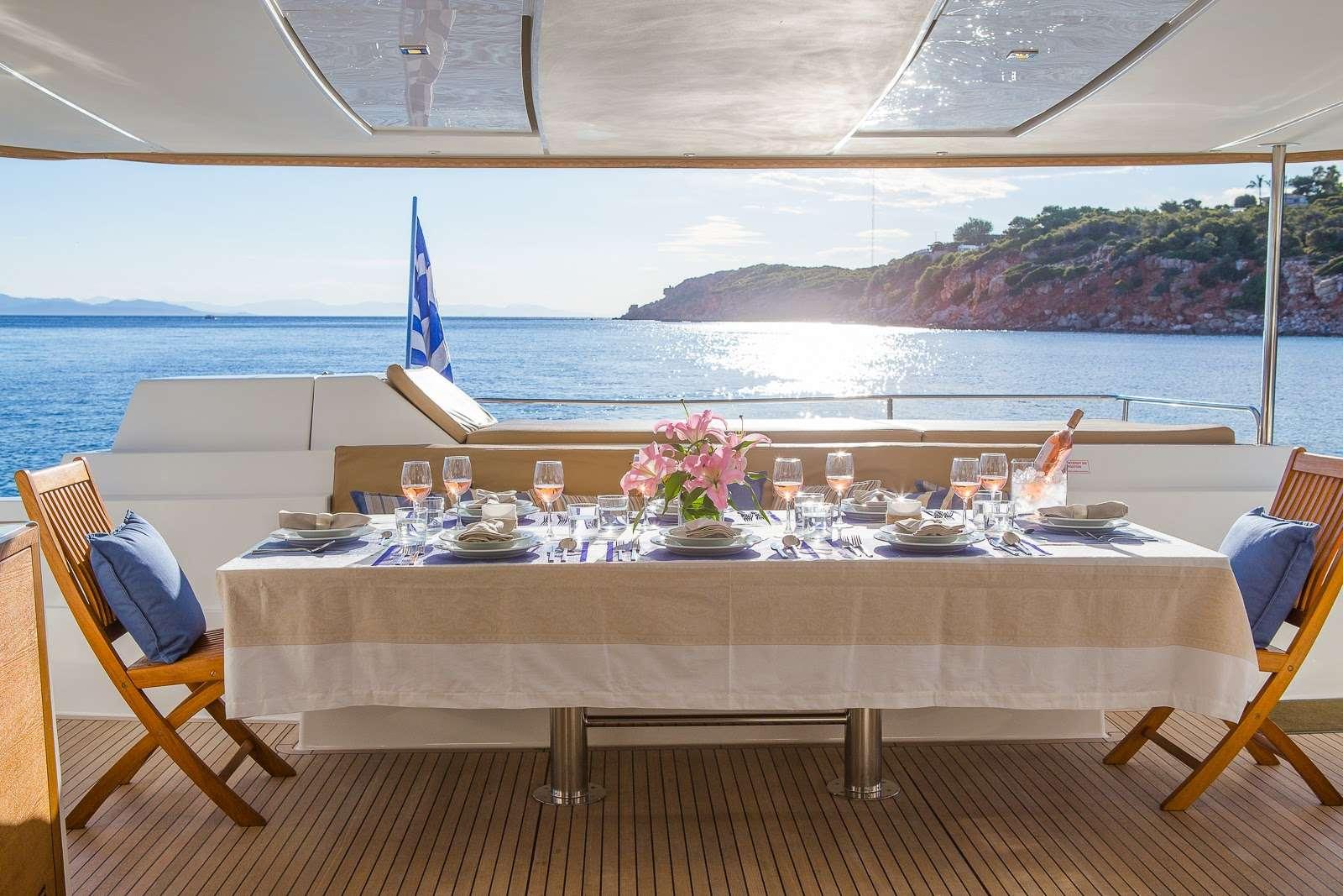 Yacht charter High Jinks Ii