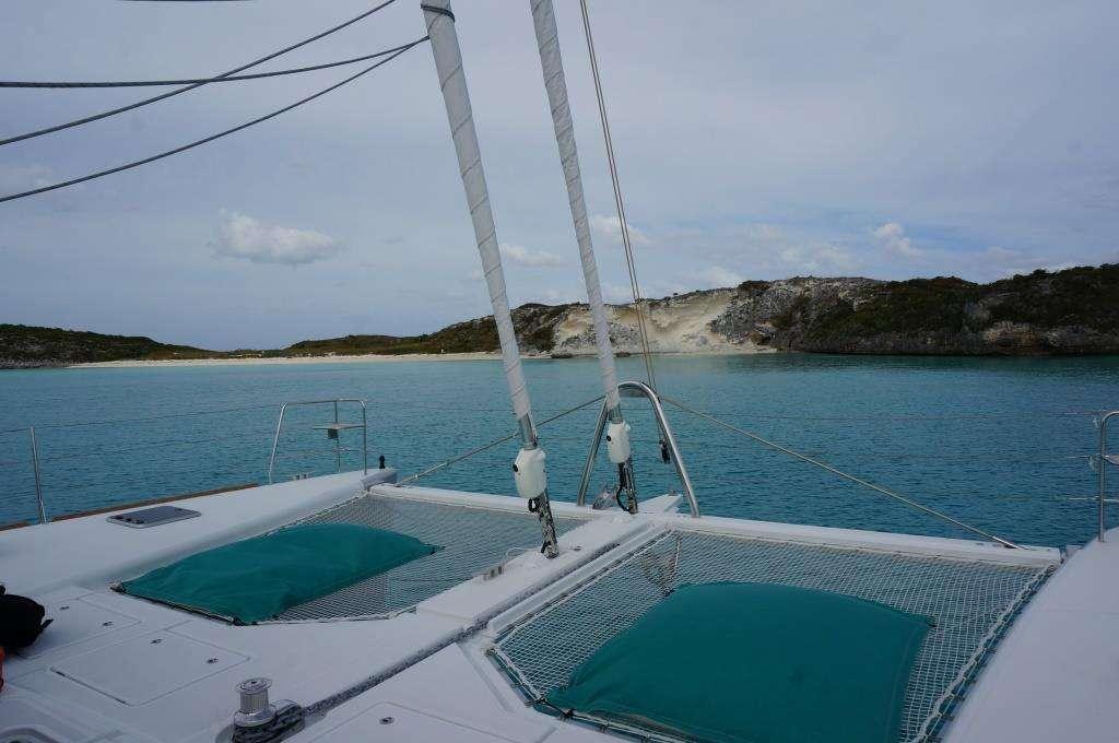 Catamaran Charter Dragonfly
