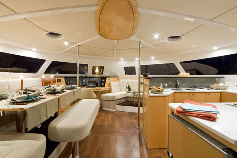 Catamaran Charter Nirvana Cat
