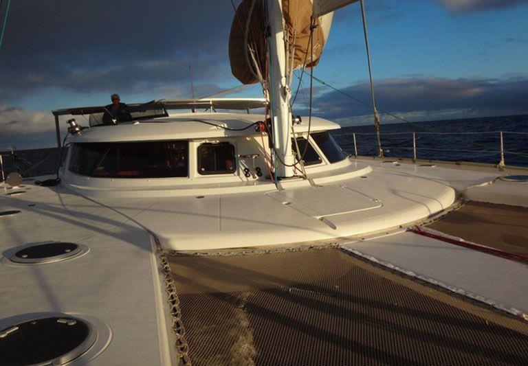 Sailing Yacht Nirvana Cat