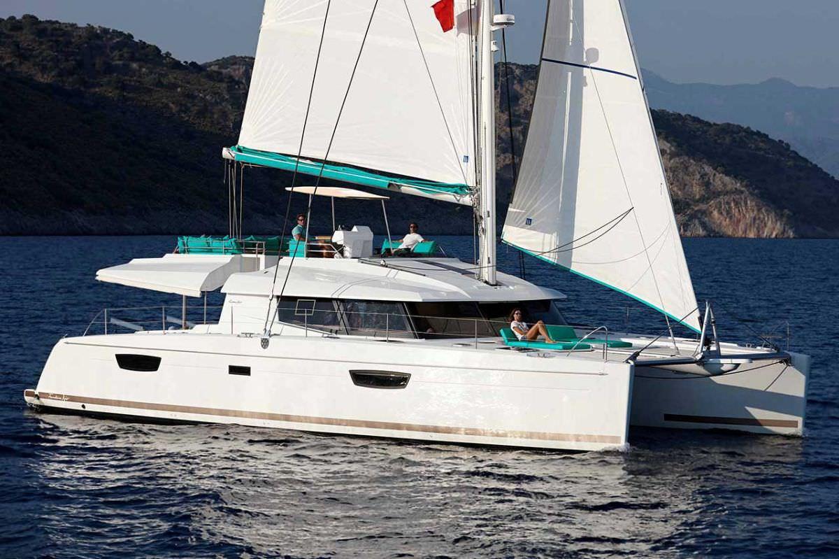 Luxury TW60 4 Cabin Premium