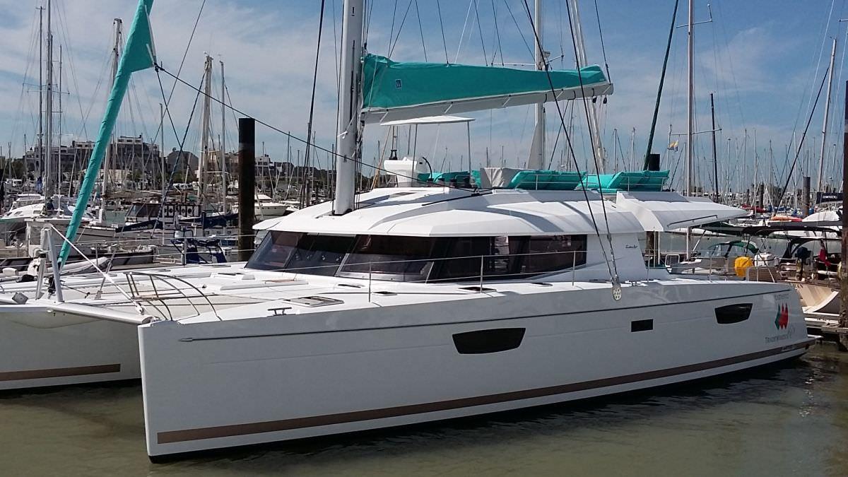 Sailing Yacht Jimjams