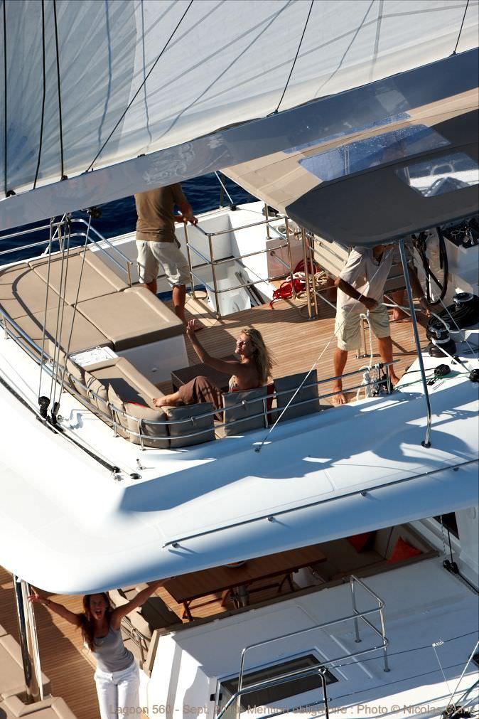 Sailing Yacht O Cat