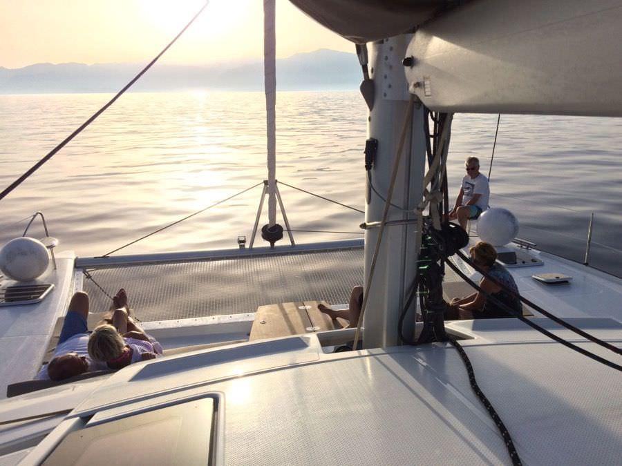 Catamaran Charter Tiziano