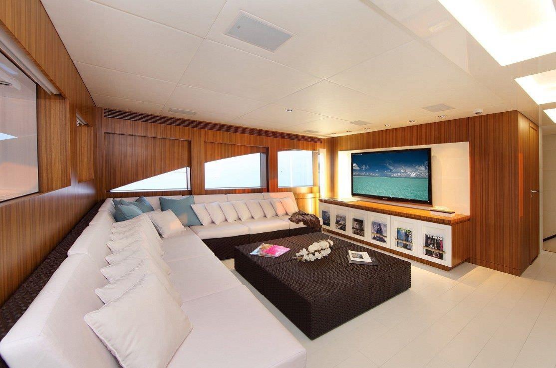 Sky Lounge on upper deck 2