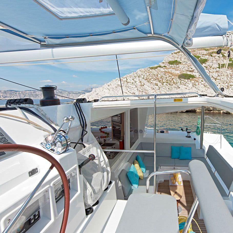 Sailing Yacht Caciarda