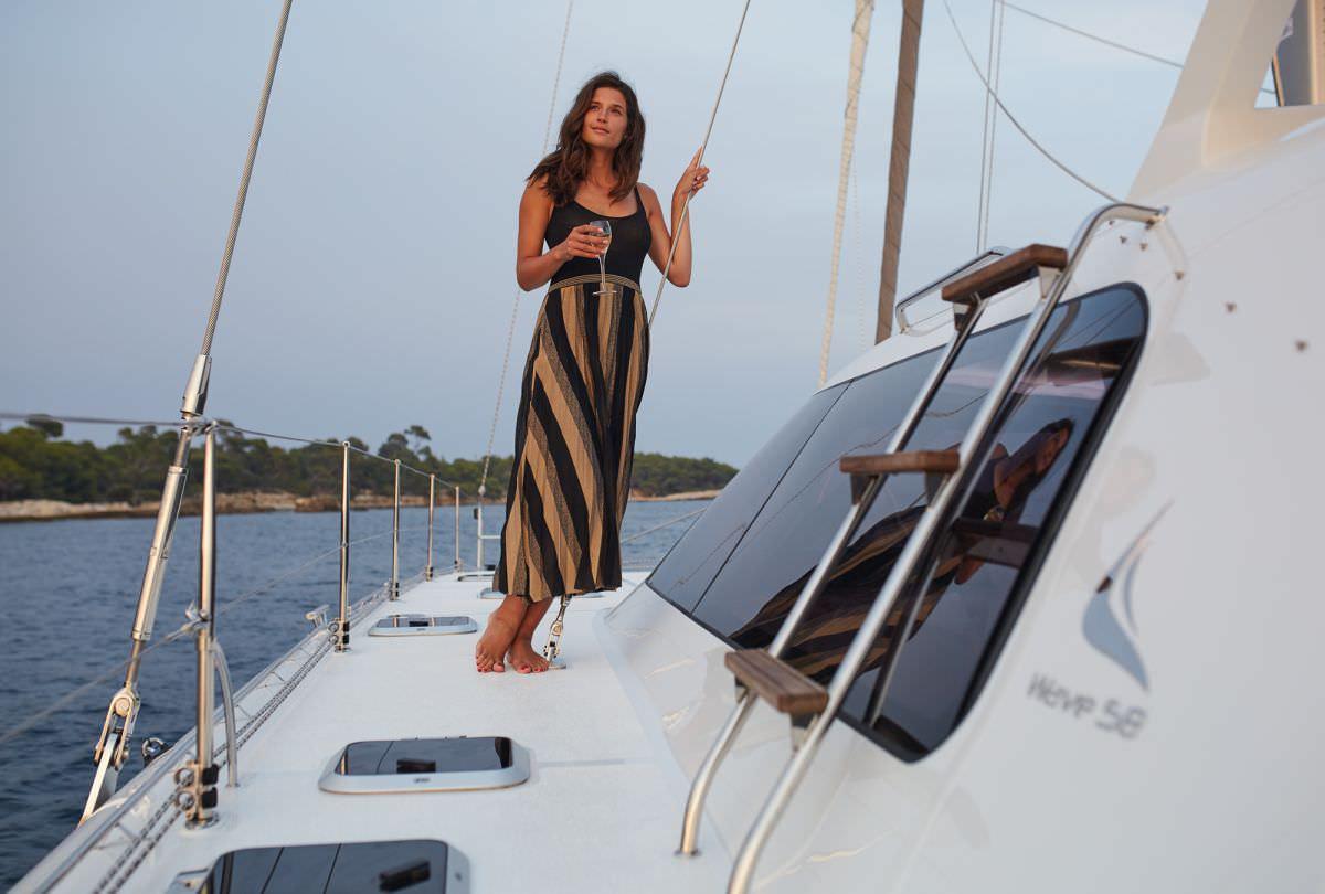 Catamaran Charter Santa Ana