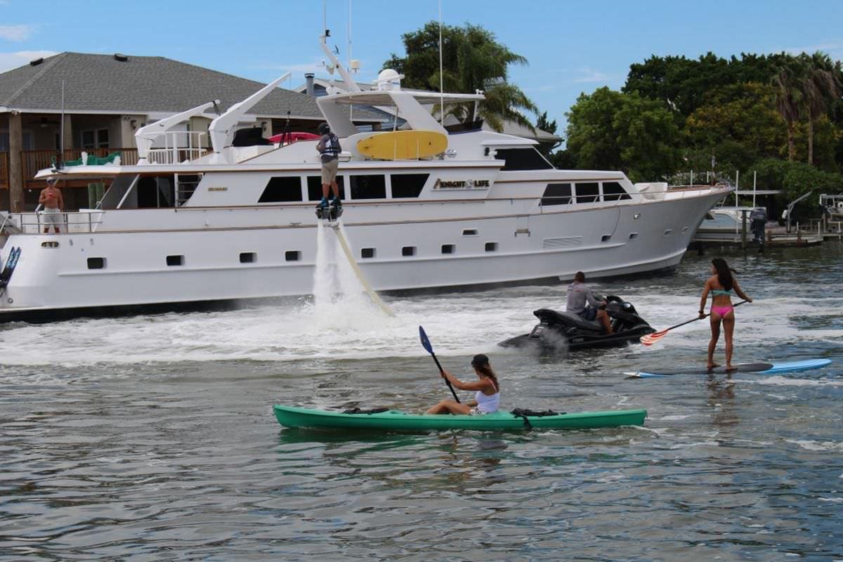 motor yacht PURE KNIGHT LIFE