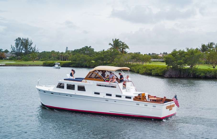 Intra-Coastal Cruise