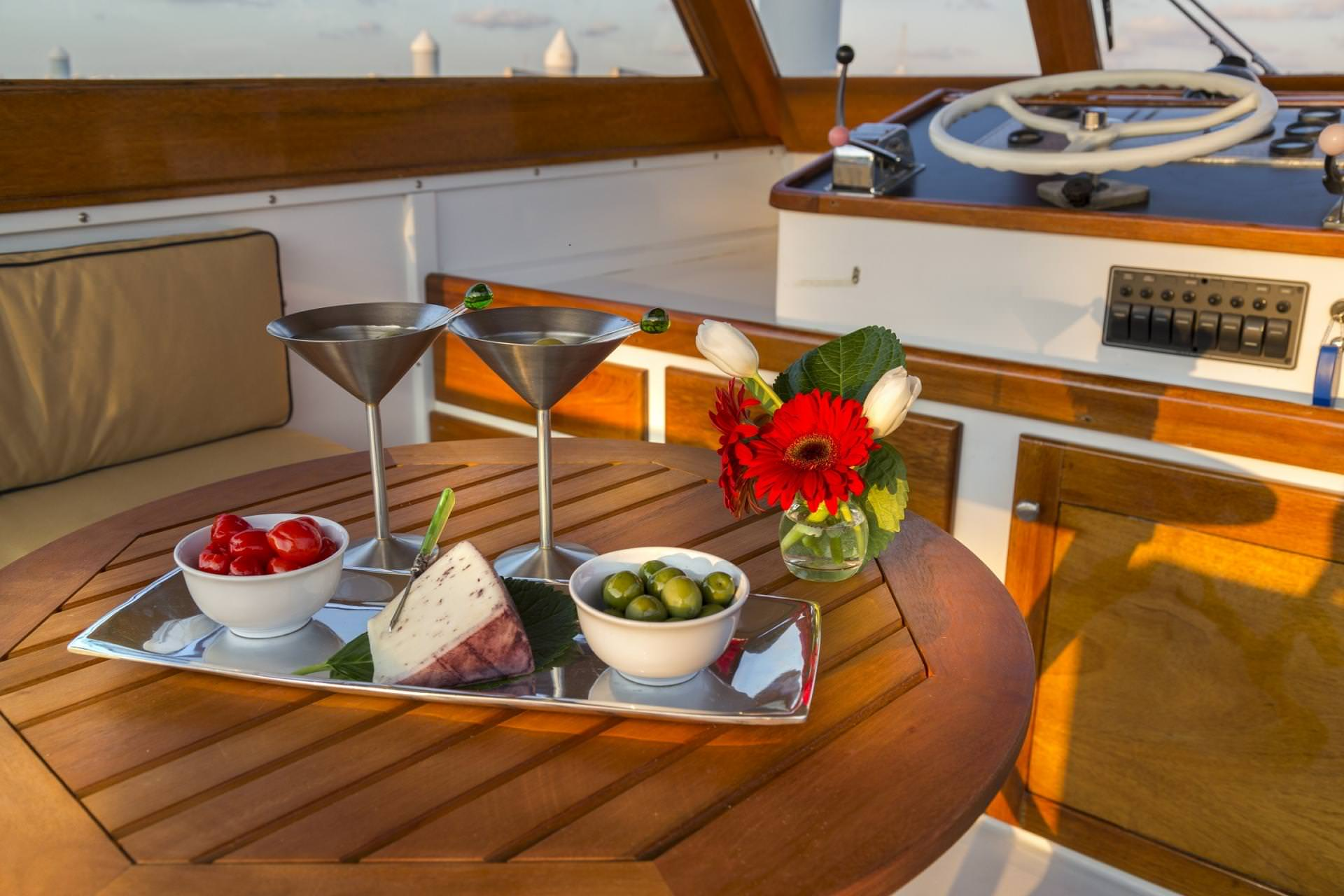Flybridge ~ Cocktail Cruise