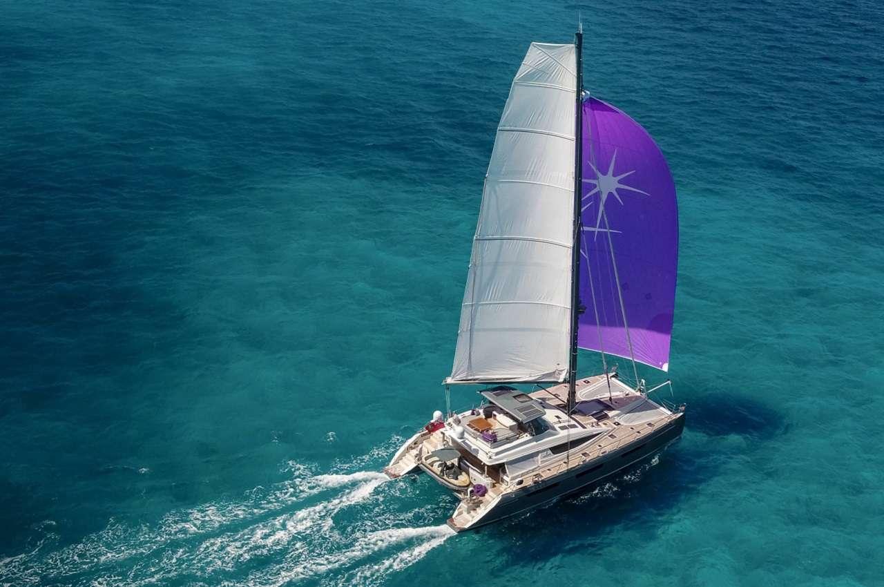 Yacht charter Namaste