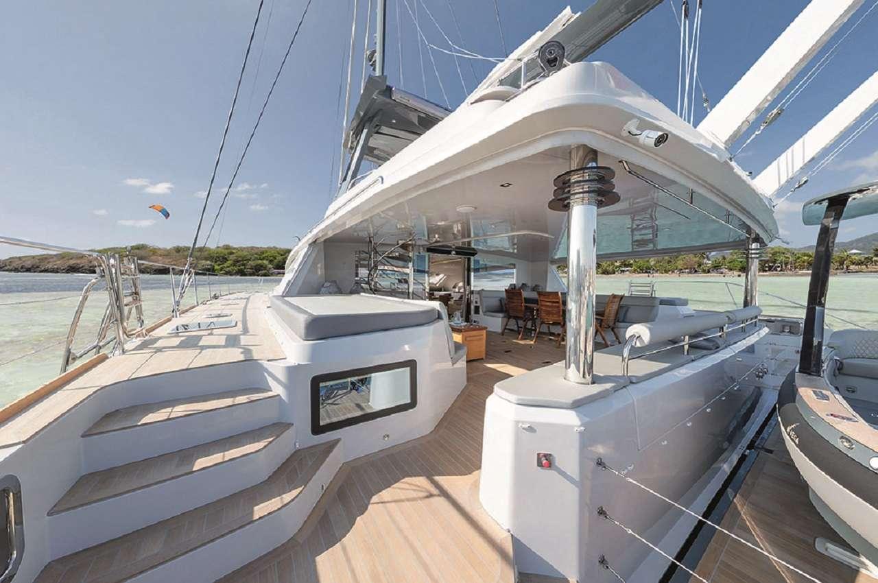 Sailing Yacht Namaste