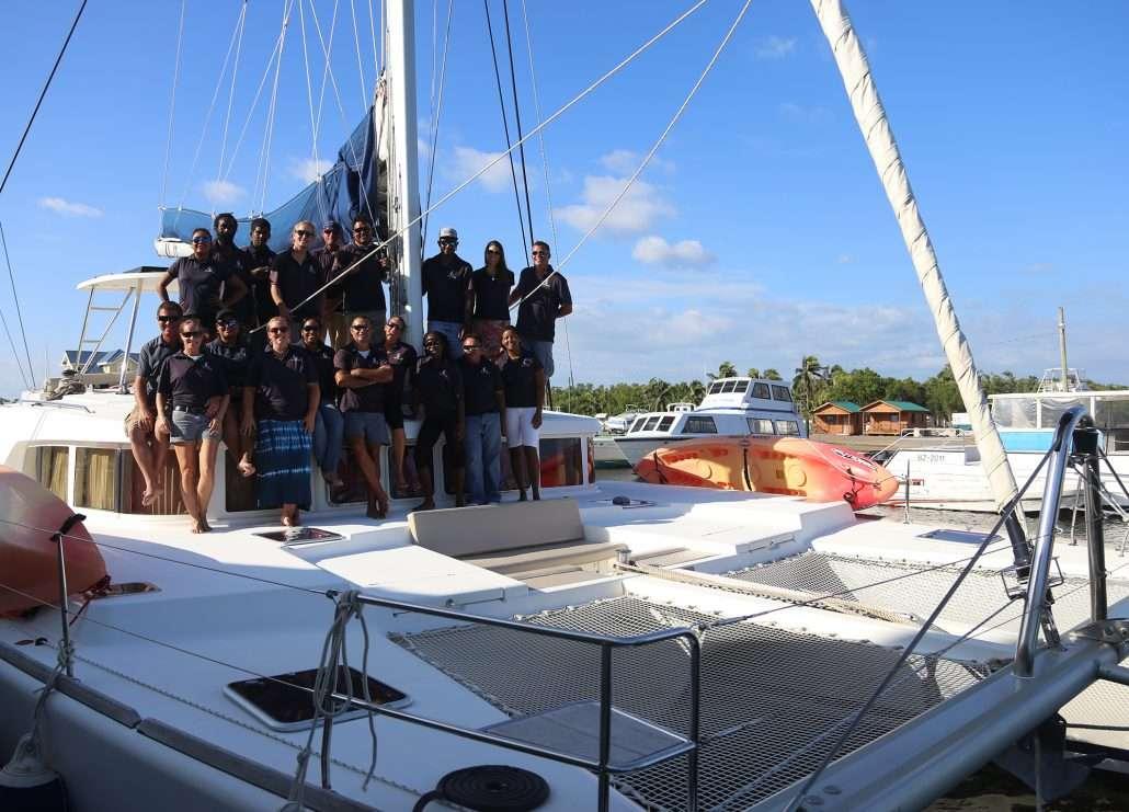 LUNA SEA Crew