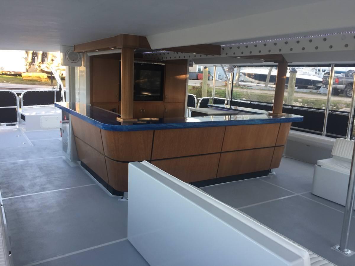 Sabrage Yacht Vacation