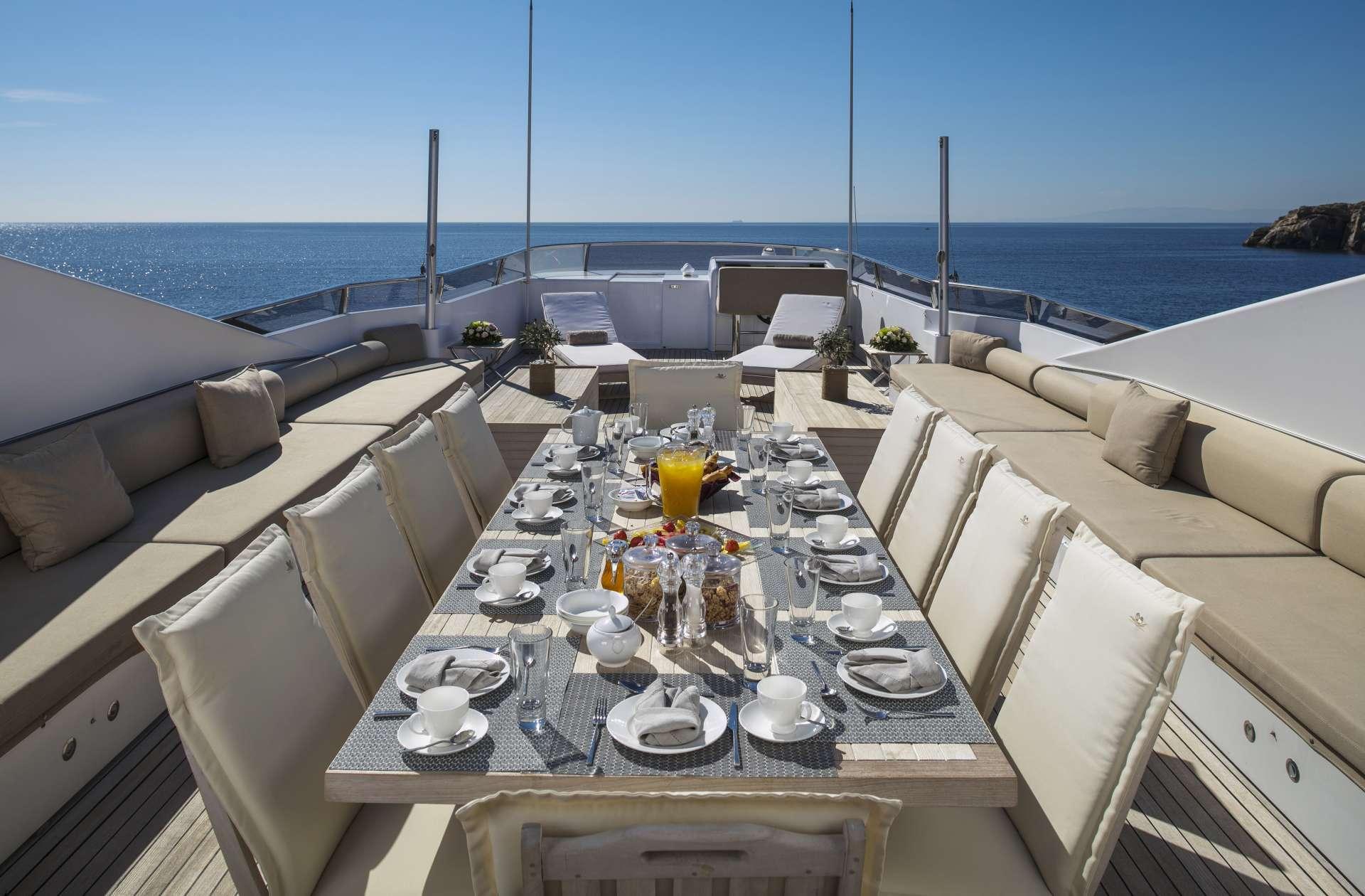 motor yacht MABROUK