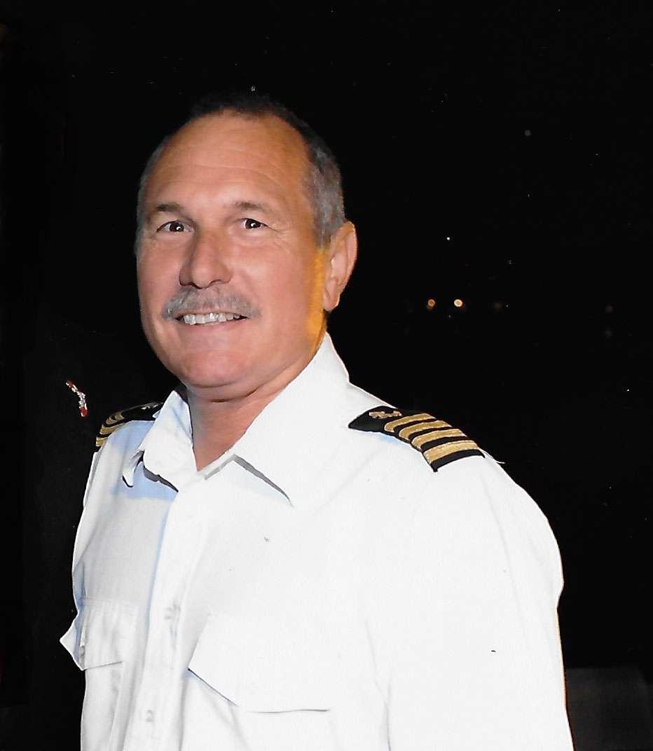 Paul Bannister Captain