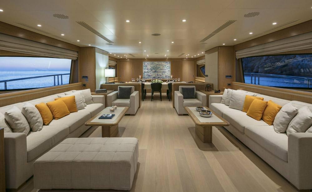 motor yacht RINI V