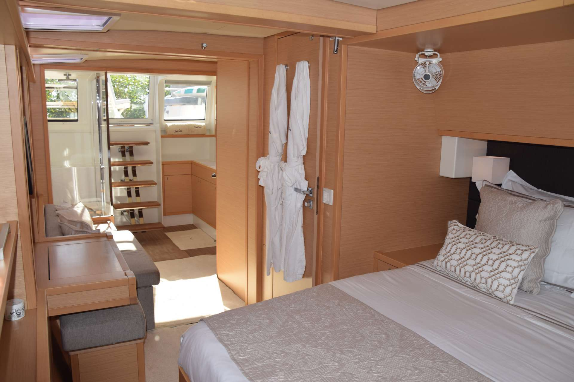 Luxurious Mastercabin