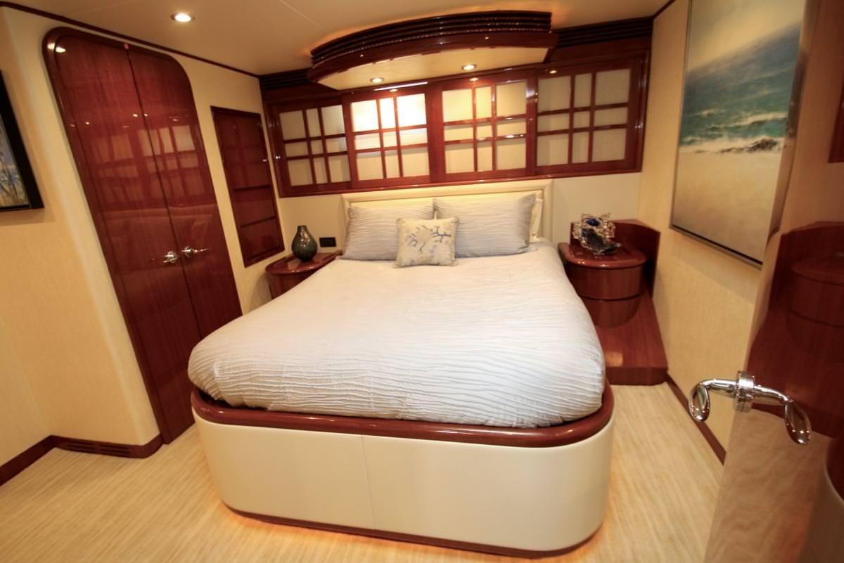 Queen VIP Cabin